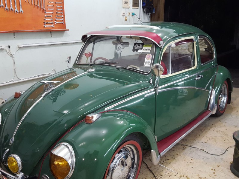 Skinner Autoworks - Car Detailing VW Beetle th 66