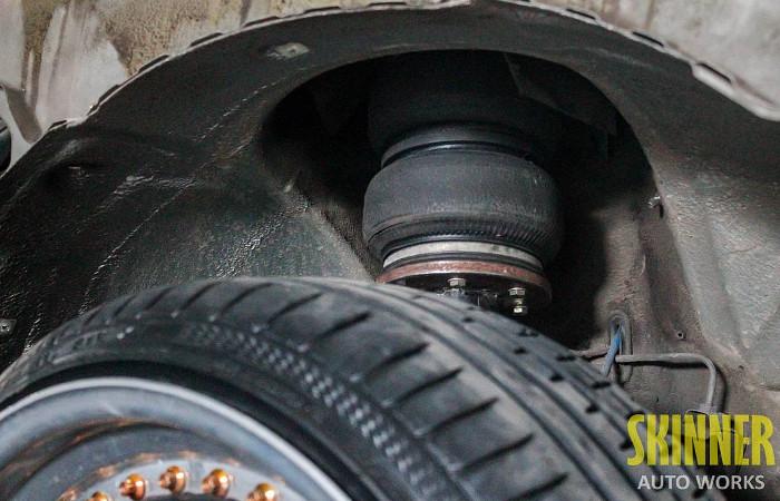 Service dan installasi Air Suspension