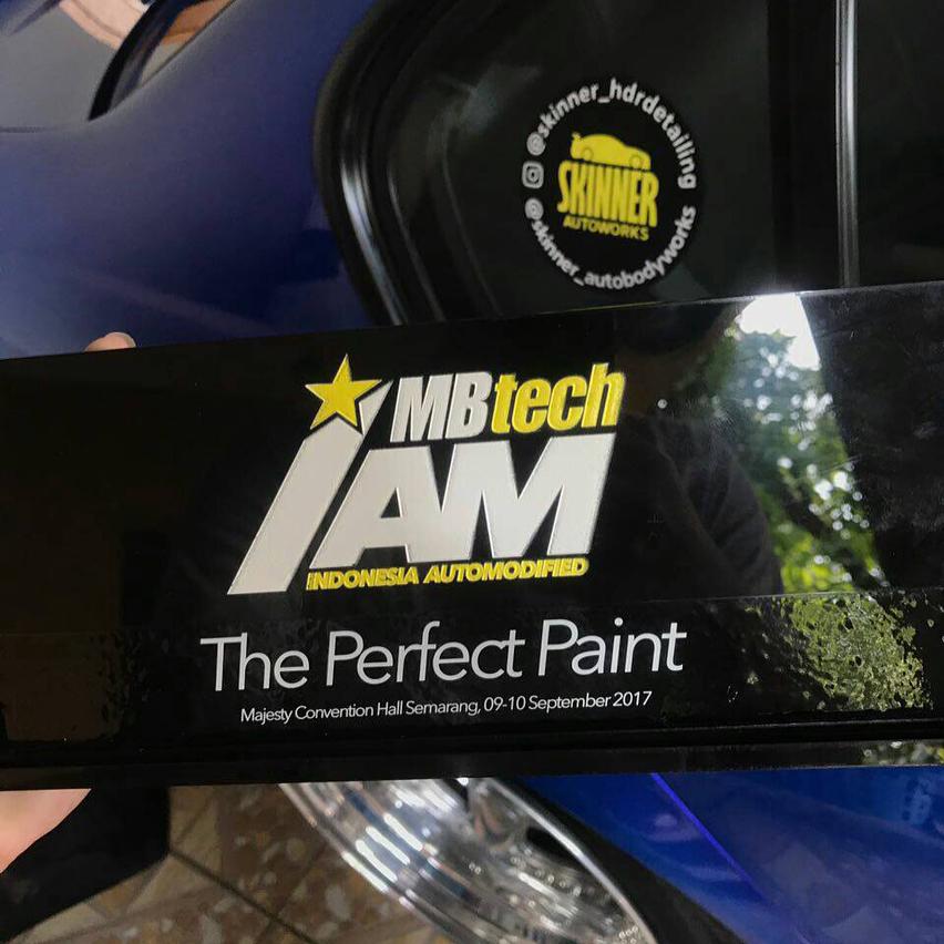The perfect paint di hin semarang