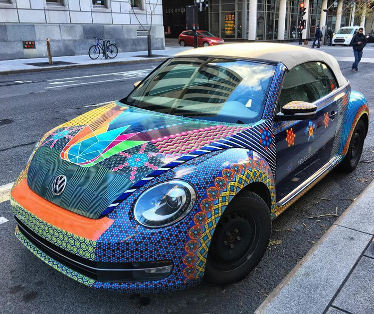 Colourful Car, sumber ig poisson_pisces