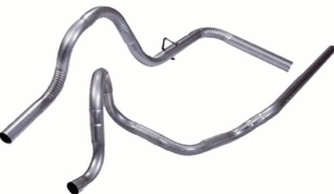 Ilustrasi Knalpot Aluminium
